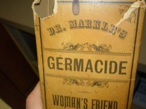 Germacide - Woman's Friend